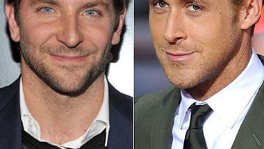 """Bradley Cooper ist der """"Sexiest Man Alive 2011"""". Den Ryan Gosling-Fans gefällt das gar nicht. - Foto: Getty Images"""
