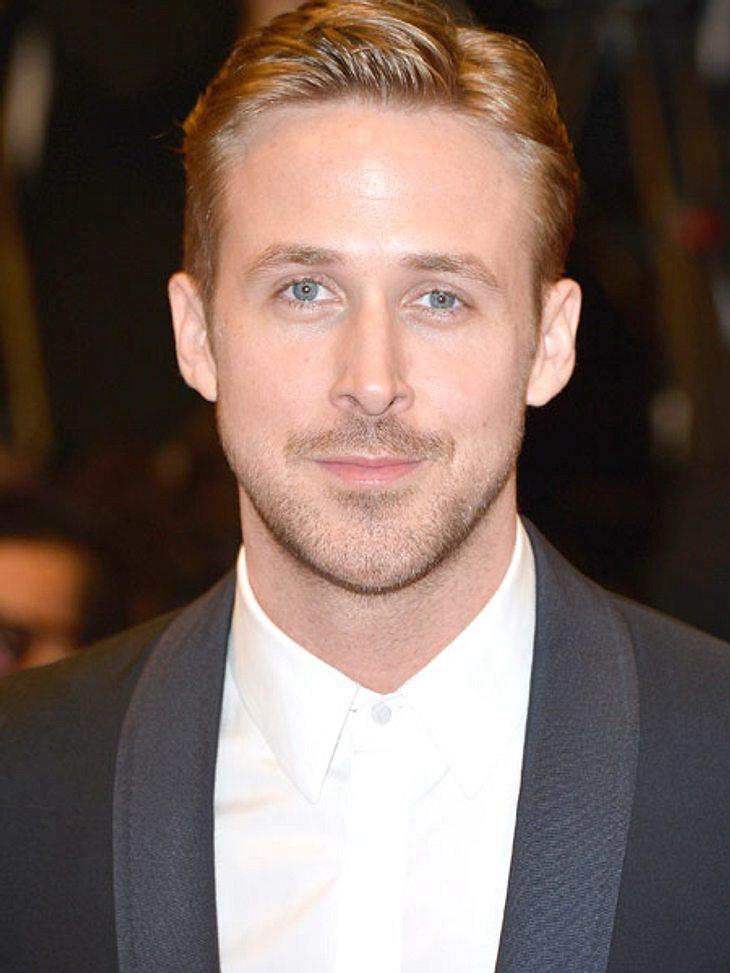 Ryan Gosling soll beim Sex ziemlich emotional werden
