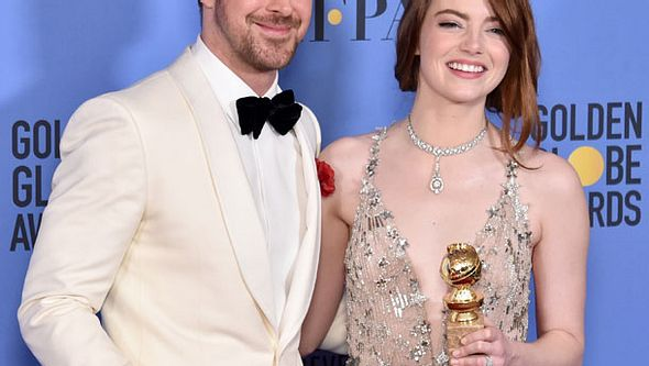 Ryan Gosling und Emma Stone räumen ab