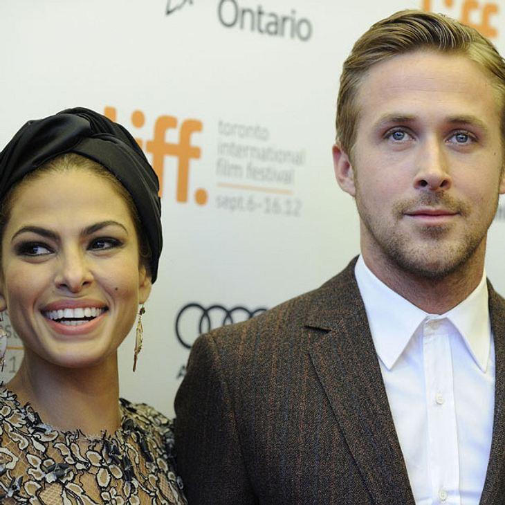 Eva Mendes & Ryan Gosling sind zum zweiten Mal Eltern geworden