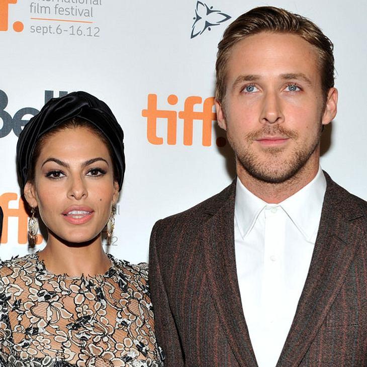 Ryan Gosling und Eva Mendes erwarten Baby Nr. 2
