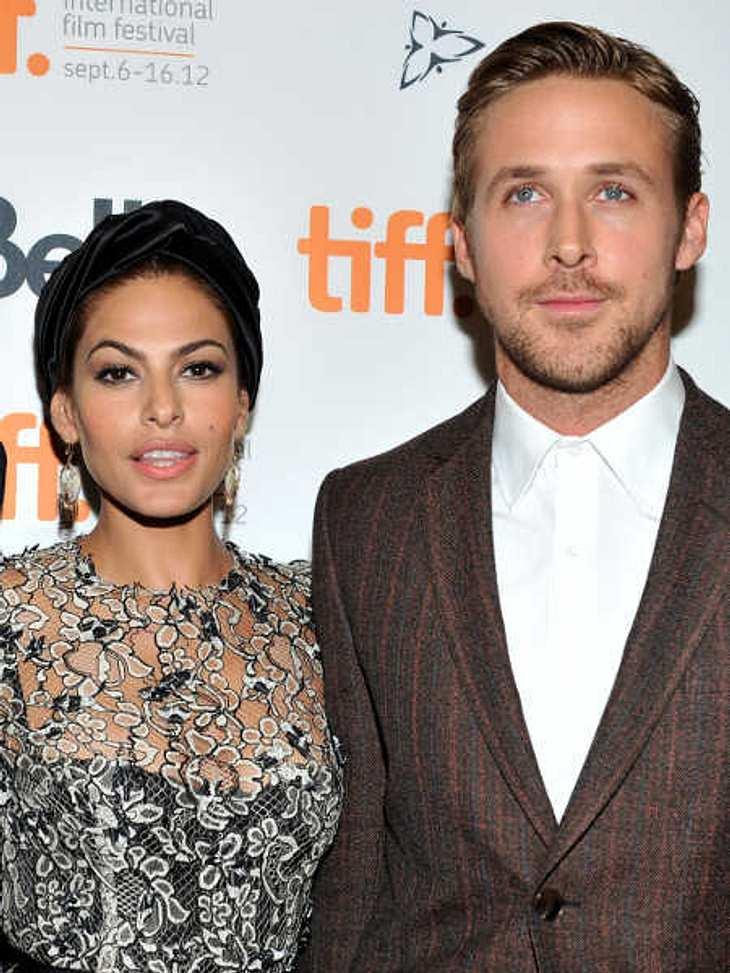 Ryan Gosling und Eva Mendes haben eine Tochter bekommen