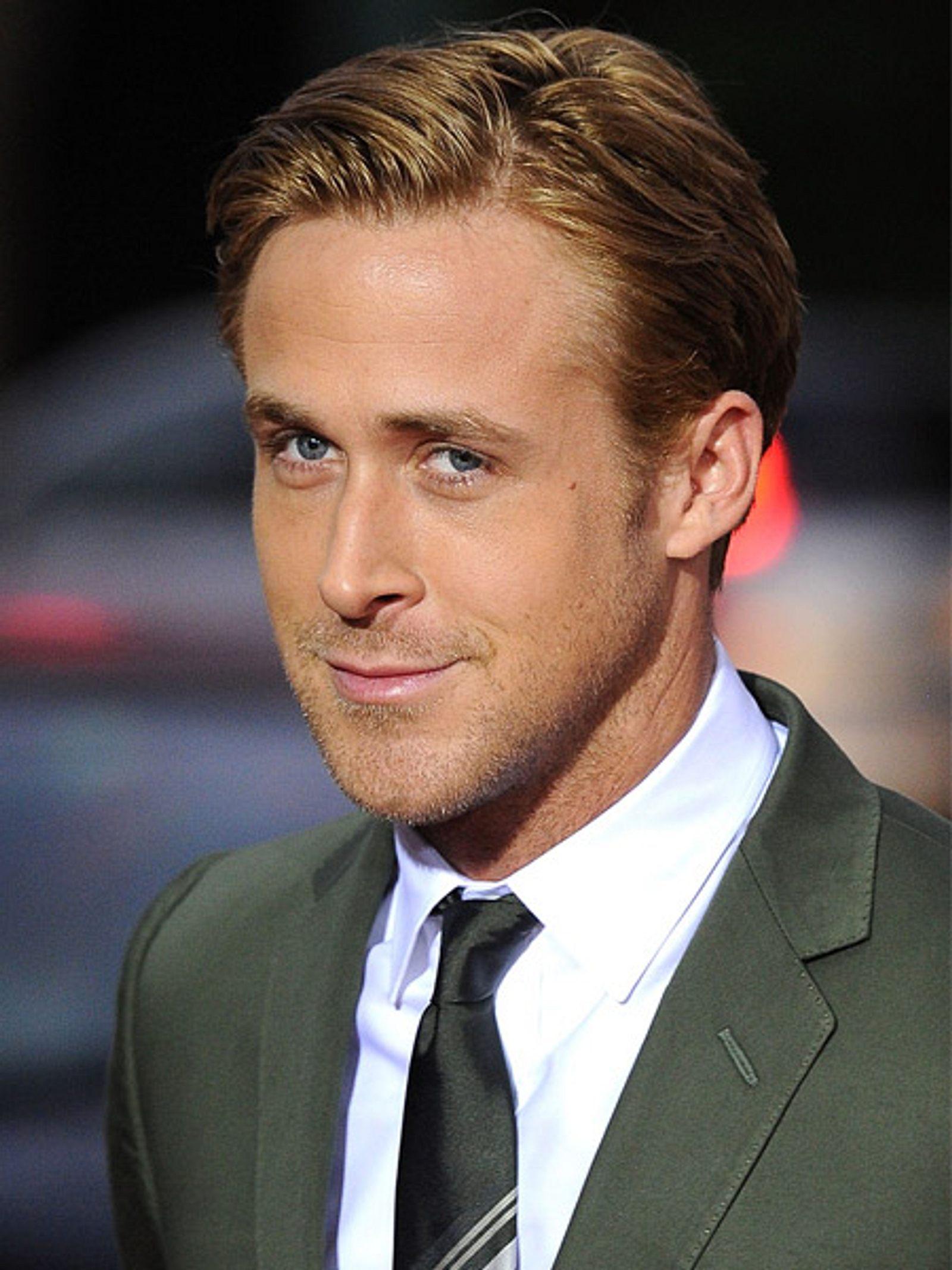 Watch Ryan Gosling Dance in Silver Lamé Hammer Pants