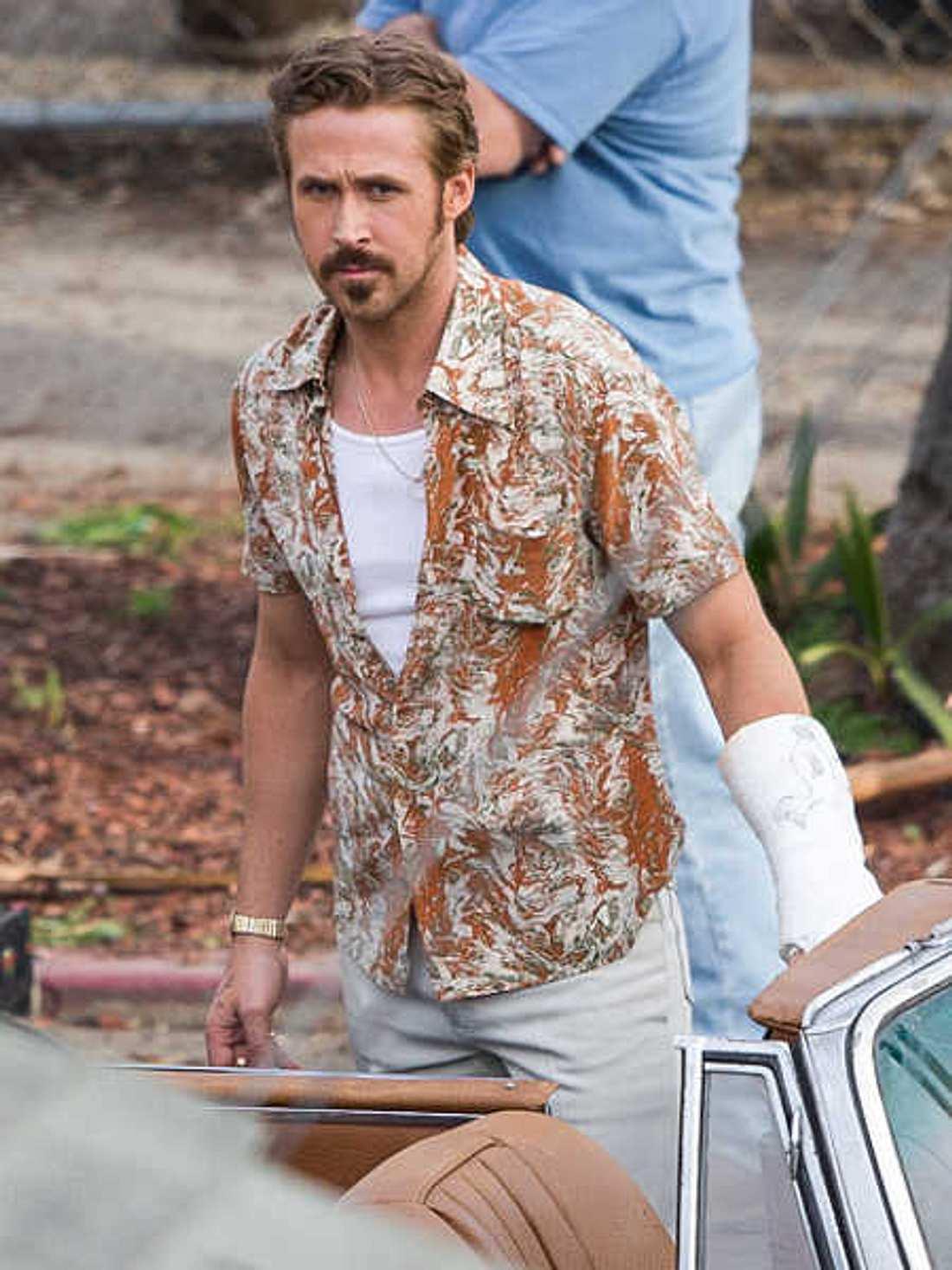Ryan Gosling mit völlig neuem Look