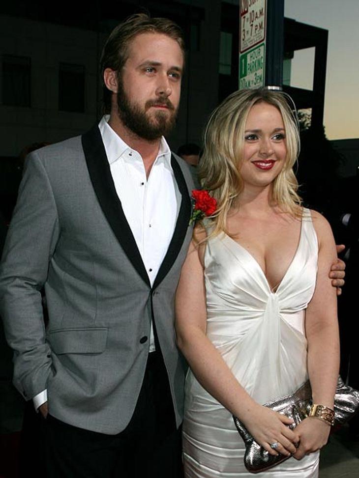 Ryan Gosling mit seiner Schwester Mandi