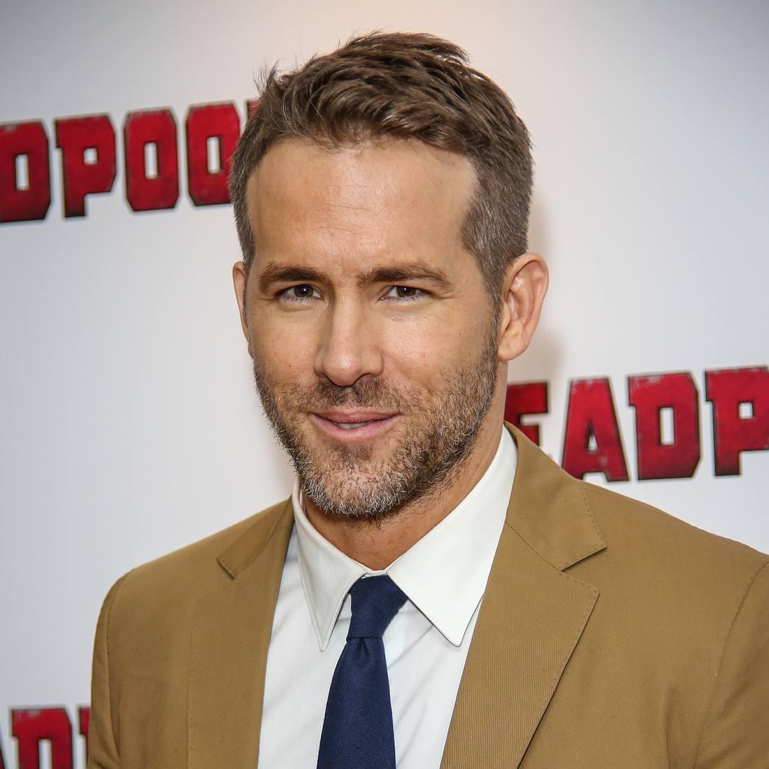 Ryan Reynolds jagte seiner Tochter Angst ein