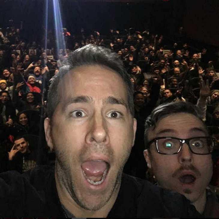 Ryan Reynolds Deadpool Überraschung