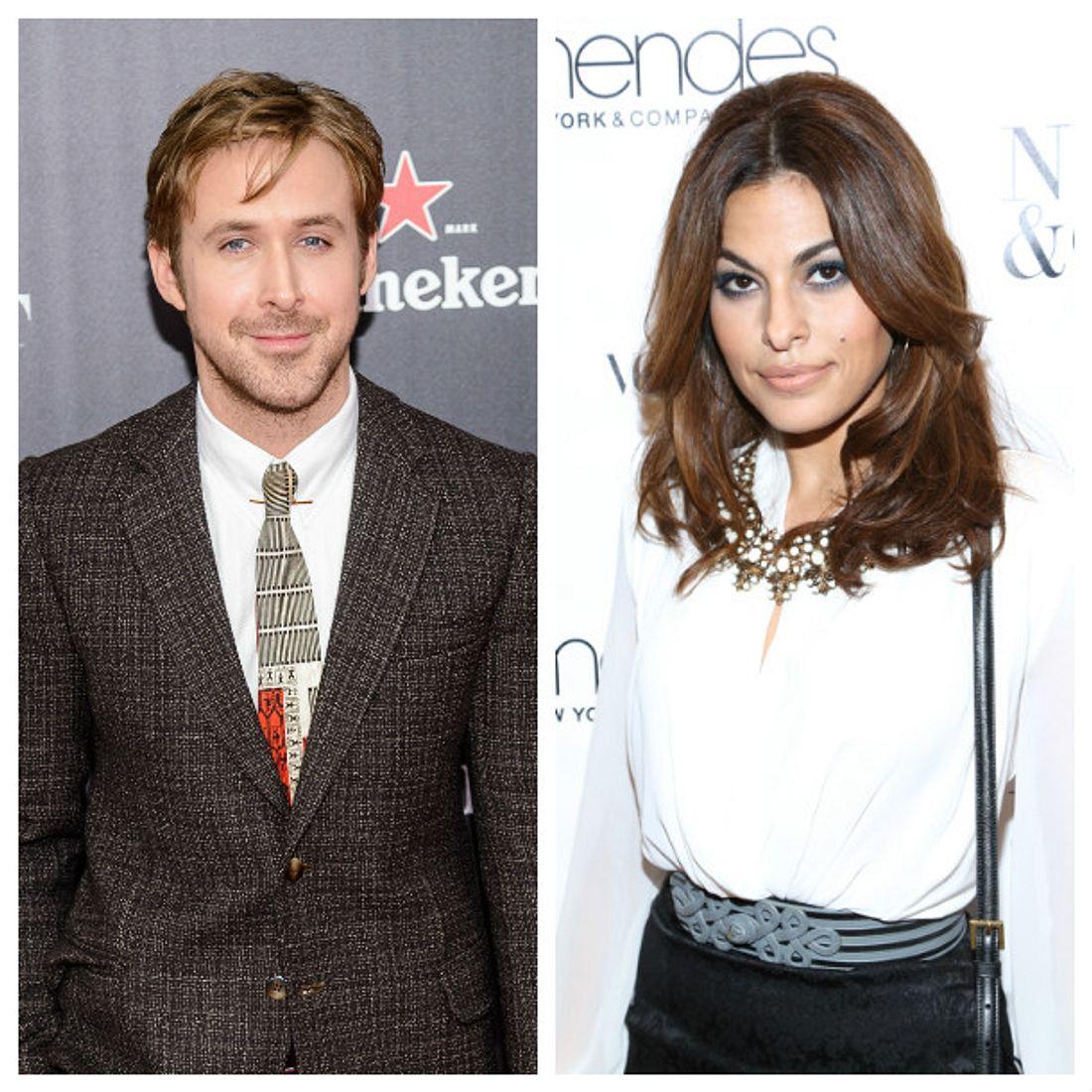 Ryan Gosling und Eva Mendes sind seit 4 Jahren zusammen