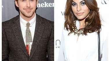 Ryan Gosling und Eva Mendes sind seit 4 Jahren zusammen - Foto: WENN.com