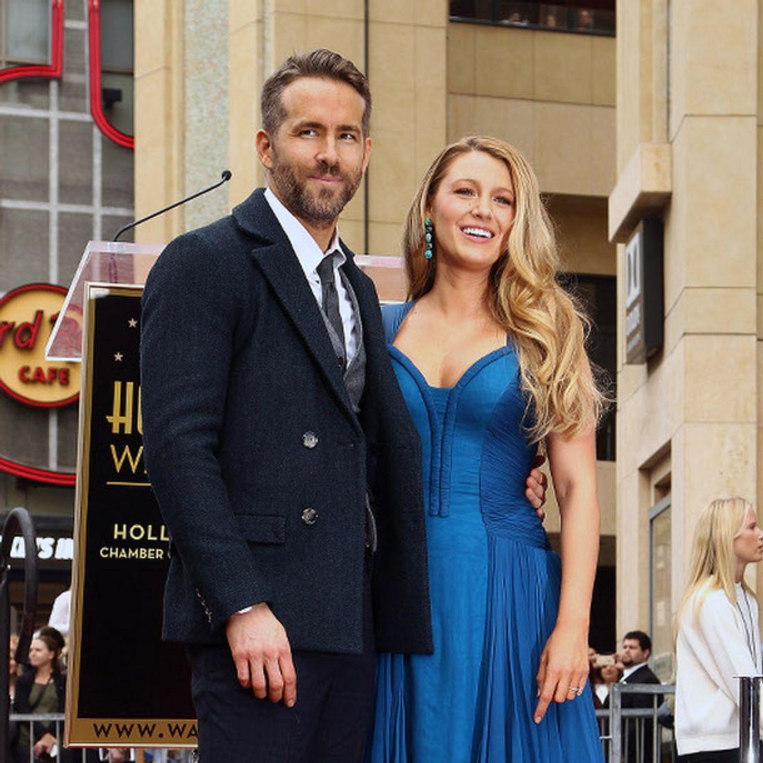 Ryan Reynolds und Blake Lively halten zusammen