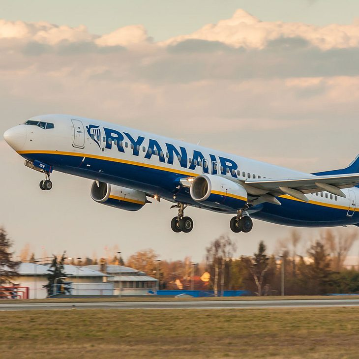 Ryanair-Piloten streiken am Freitag