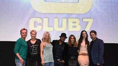 S Club 7 feiern Comeback!