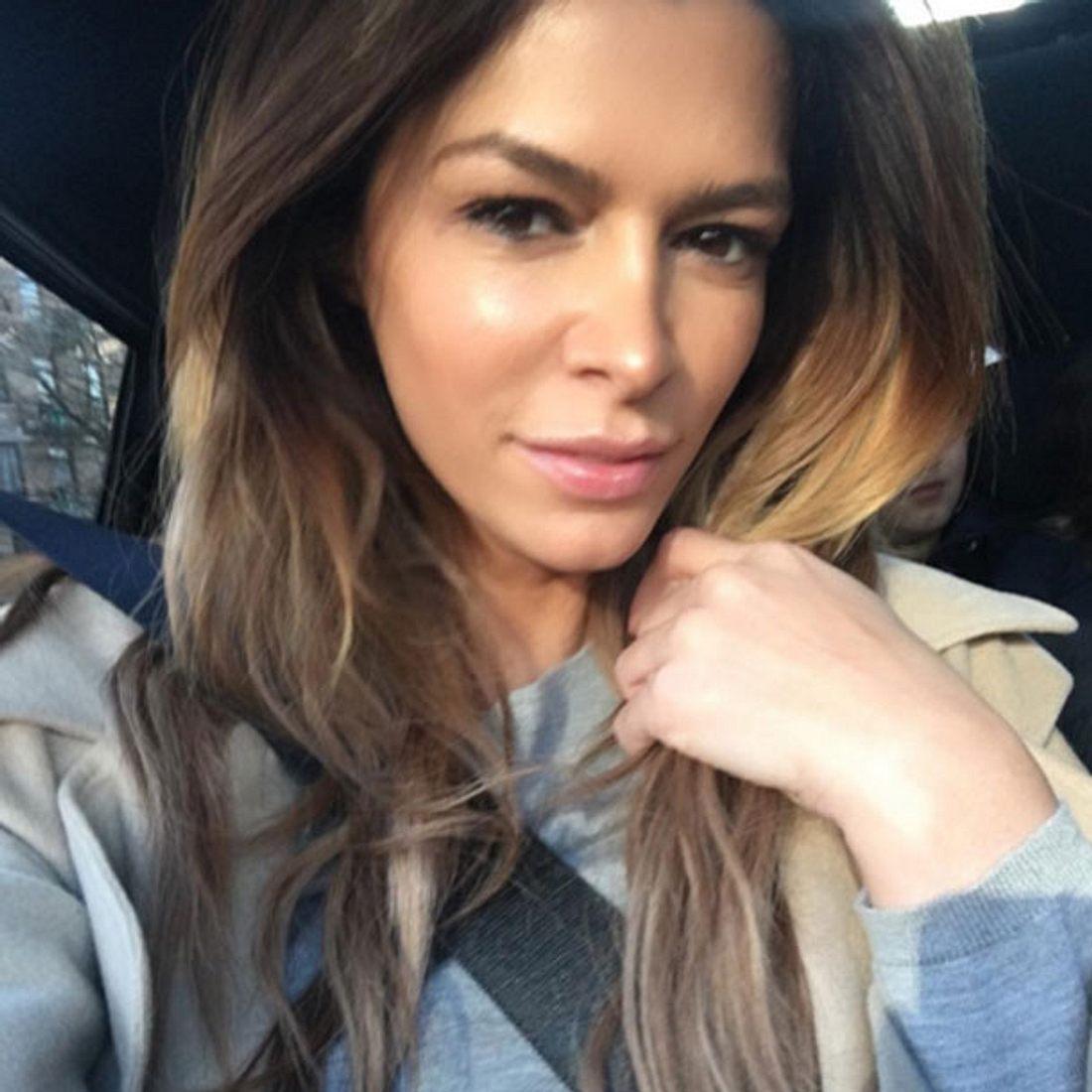 Sabia Boulahrouz shootet in Dessous