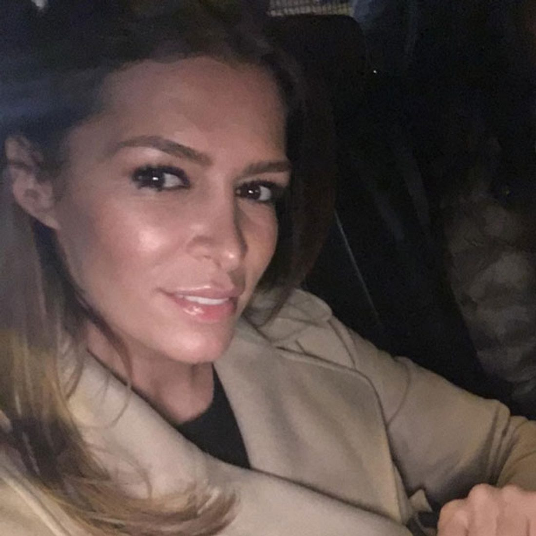 Sabia Boulahrouz sieht aus wie Eva Longoria