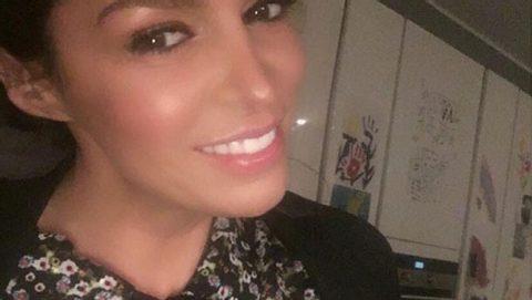 Wird Sabia Boulahrouz jetzt auch Unterwäschemodel - Foto: Instagram/ Sabia Boulahrouz