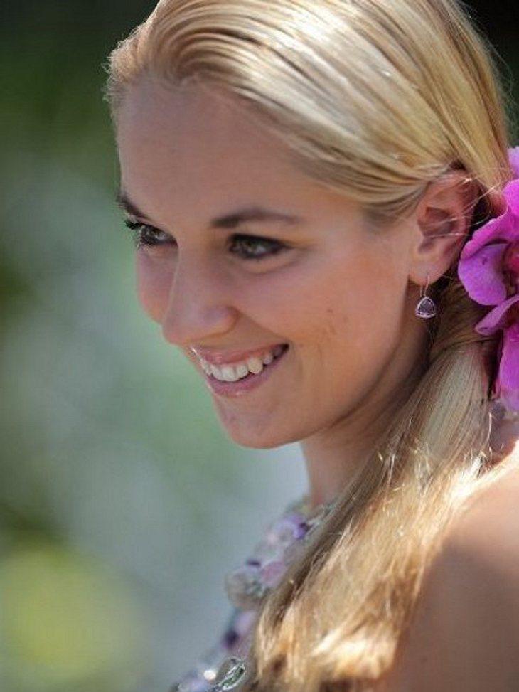Im Jahr 2009 verbrachte die Blondine ihren Urlaub in Bali, um neue Kraft für die kommende Saison zu schöpfen.