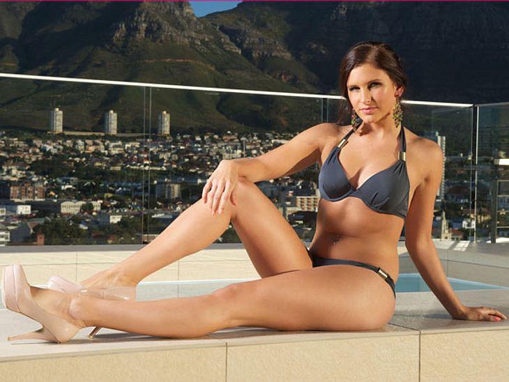 """""""Bachelor 2013"""": Bikini-Rätsel der Kandidatinnen - Wer ist das Playmate?Sabrina (24) geizt wahrlich nicht mit ihren Reizen."""