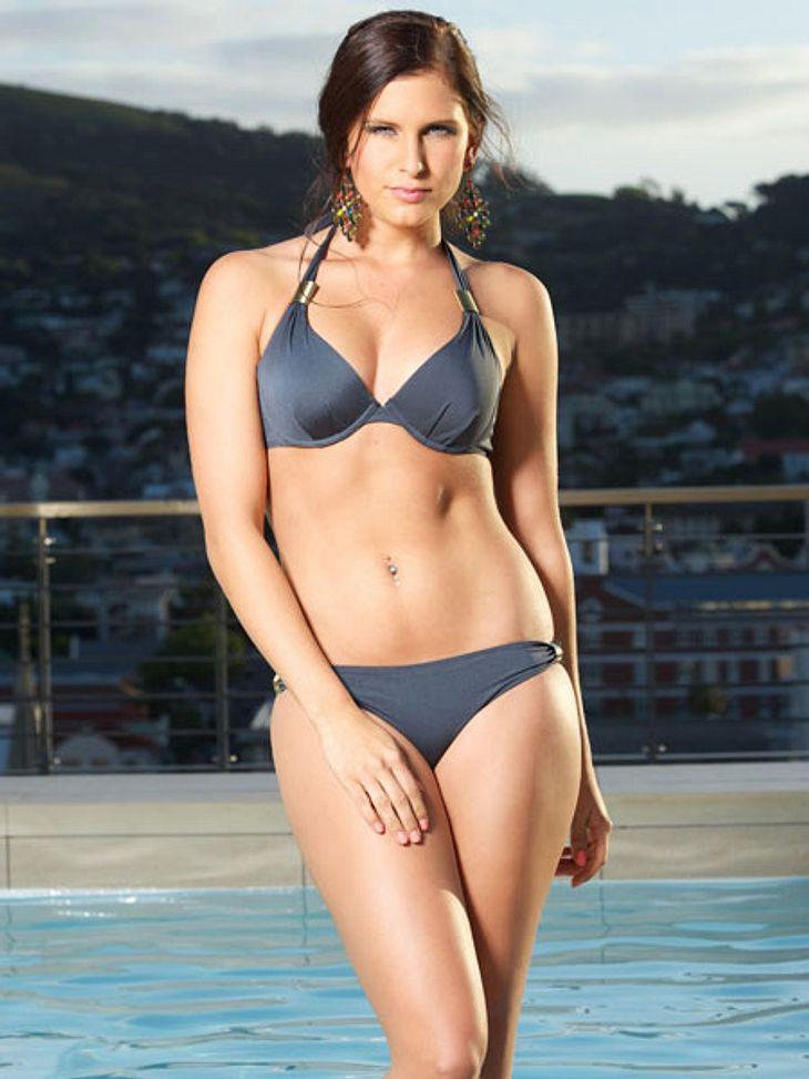 """""""Bachelor 2013"""": Bikini-Rätsel der Kandidatinnen - Wer ist das Playmate?Die 24-Jährige ist Arzthelferin aus Düren."""