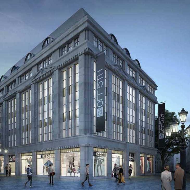 SAKS OFF 5TH: Diese Konkurrenz sollte H & M ernst nehmen!