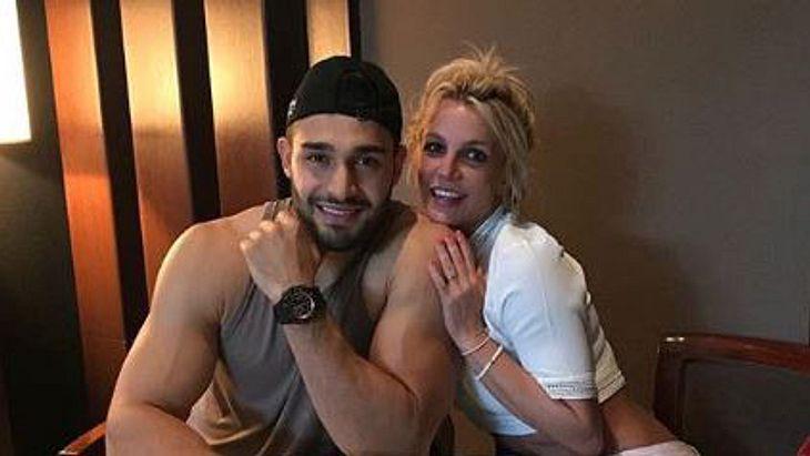 Britney Spears: So hat ihr Freund Sam Asghari 45 Kilo in sechs Monaten verloren!