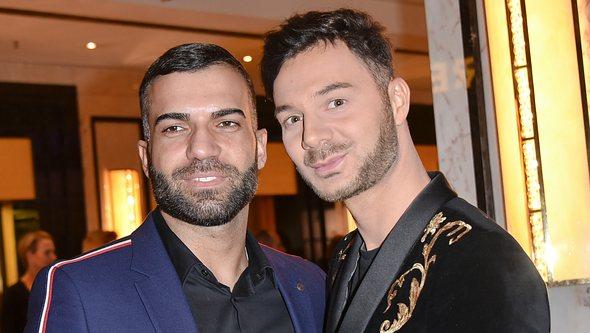 Sam Dylan und Rafi Rachek - Foto: Getty Images