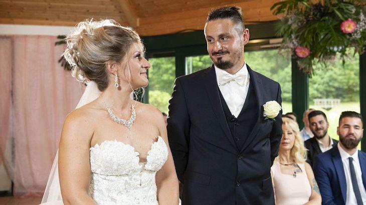 Samantha und Serkan aus Hochzeit auf den ersten Blick