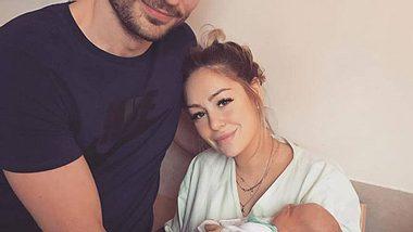 Der Bachelor: Das Baby von Samantha ist da - Foto: Facebook/ Samantha Justus