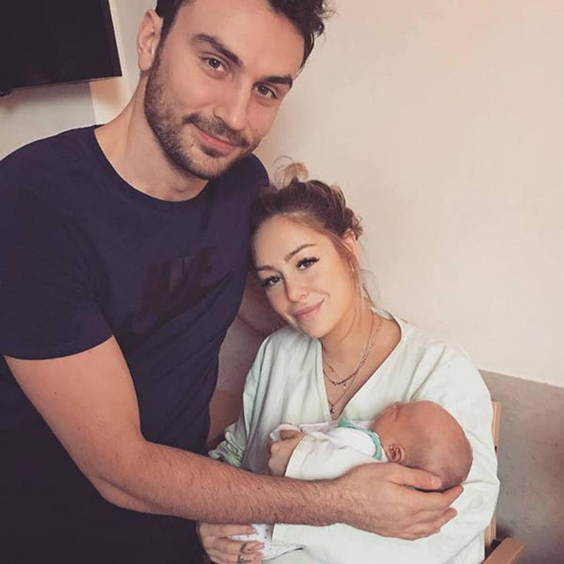 Bachelor-Samantha: Söhnchen heute süßer als nach der Geburt