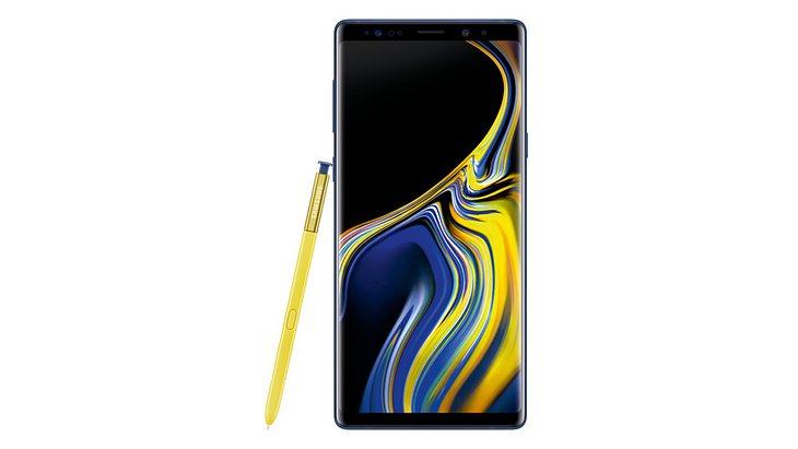 Galaxy Note9 inkl. Top Zubehör-Paket gewinnen