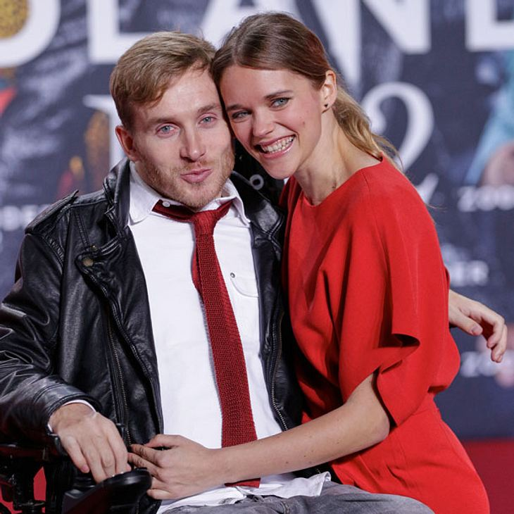 Hochzeit! Samuel Koch heiratet seine Elena