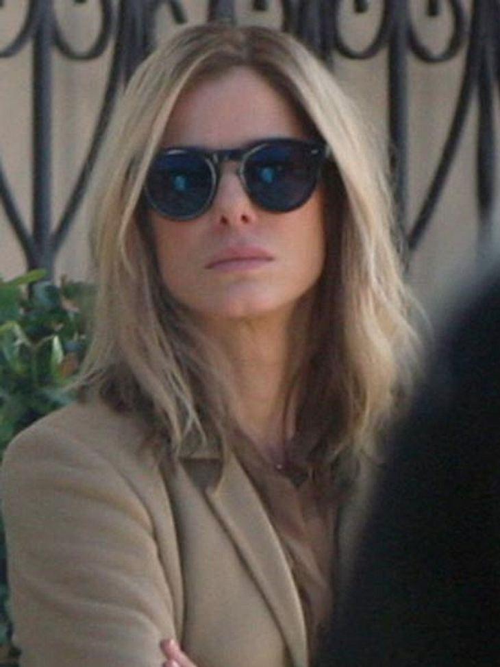 Sandra Bullock ist jetzt blond