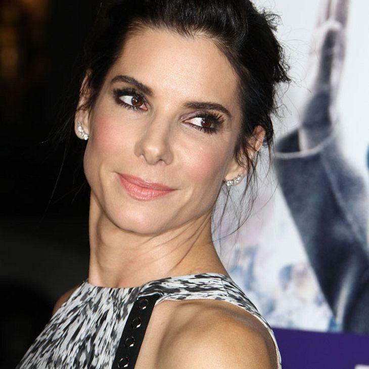 Heiratet Sandra Bullock ihren Freund Bryan Randall diesen Sommer?