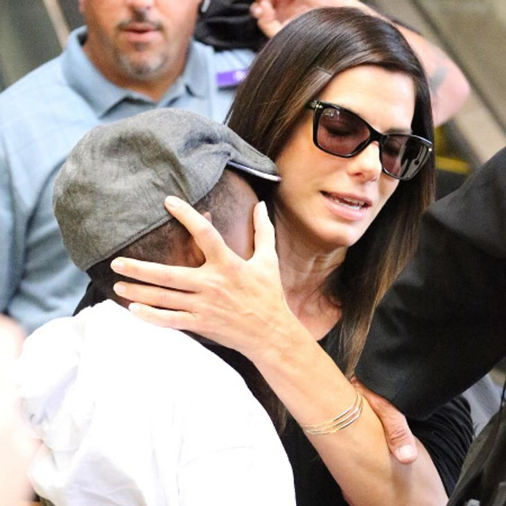 Sandras Sohn Louis liebt George Clooney