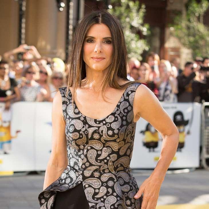 Sandra Bullock will ihren Bryan Randall demnächst heiraten