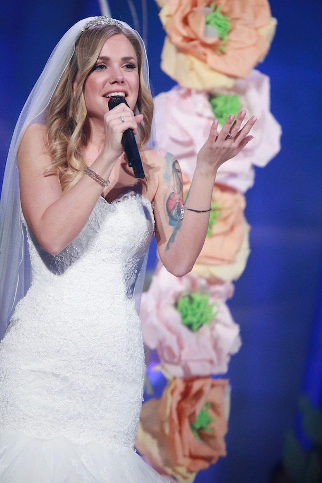 DSDS-Sandra Berger: Romantische Hochzeit nach der Show