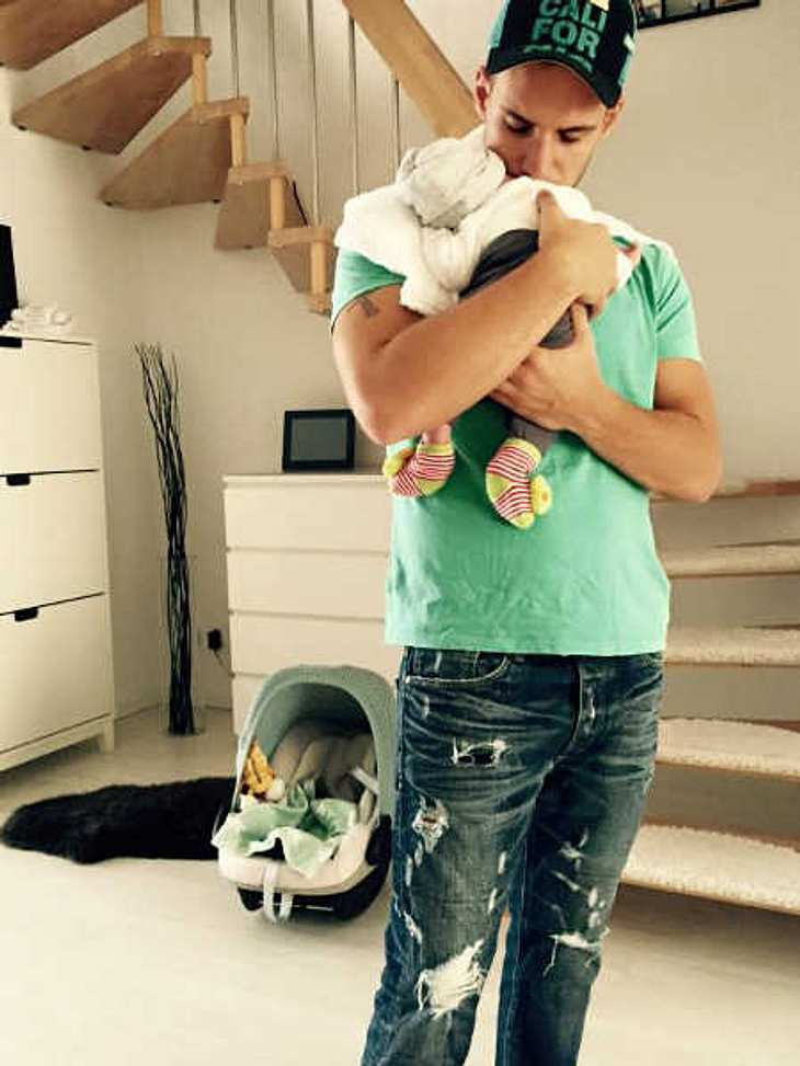 Sarah und Pietro wollen noch weitere Kinder