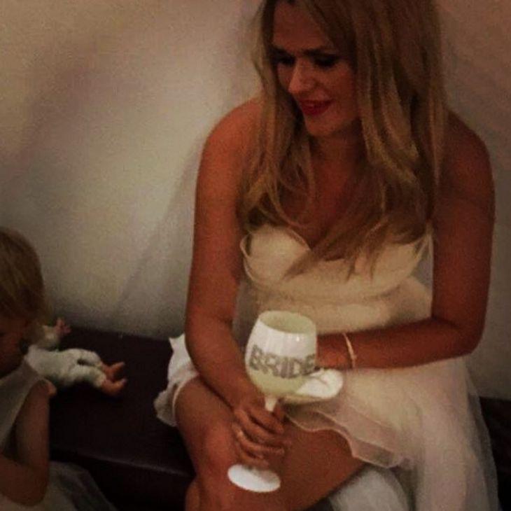 Sara Kulka hat heimlich geheiratet