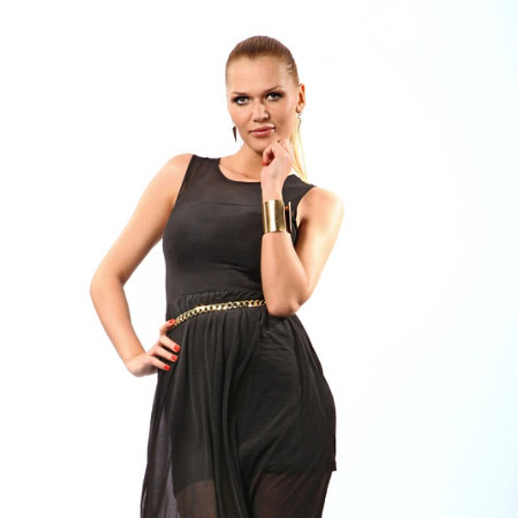 Sara Kulka wird Mama.