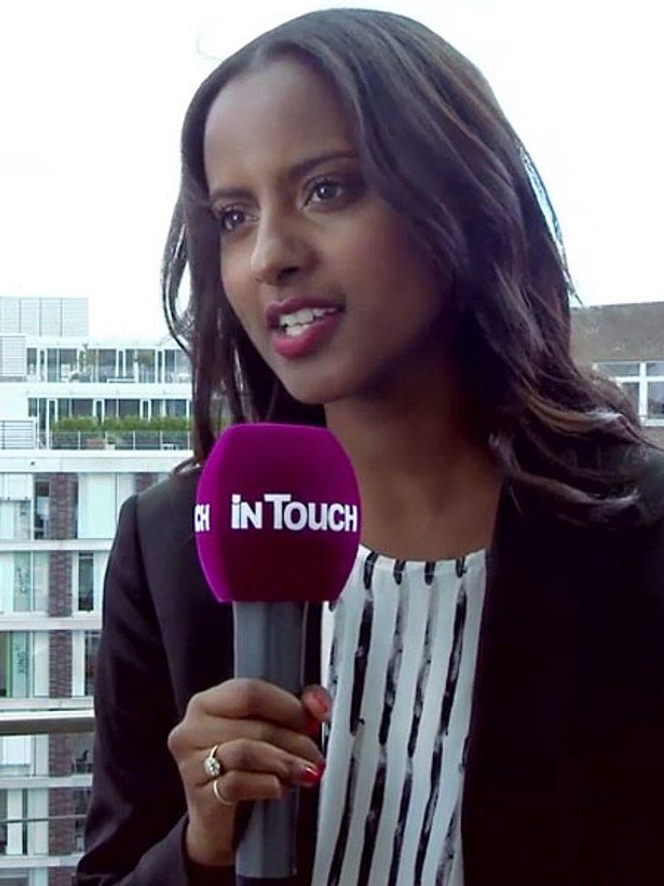 Sara Nuru im Interview mit InTouch Online