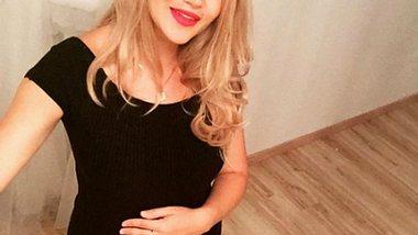 Sara Kulka verrät den Namen ihrer Tochter - Foto: Instagram/ kulkasara