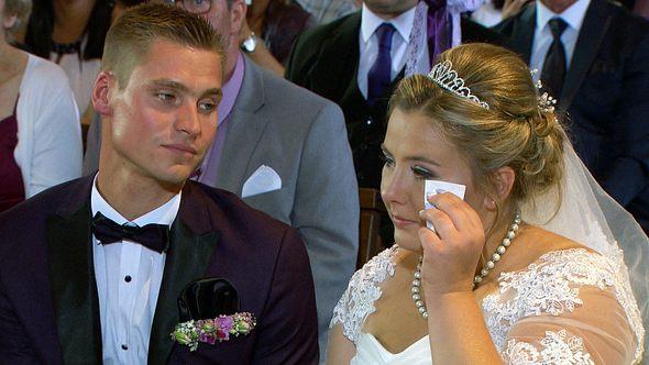 Herzzerreißendes Tränen-Drama!
