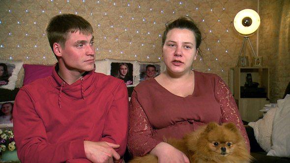 Sarafina und Peter Wollny - Foto: RTLZWEI