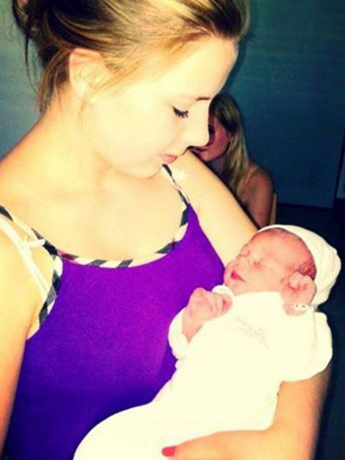 Sylvanas Schwester Sarafina und Baby Celina-Sophie
