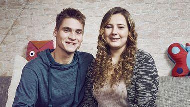 Sarafina Wollny und Peter - Foto: RTL 2