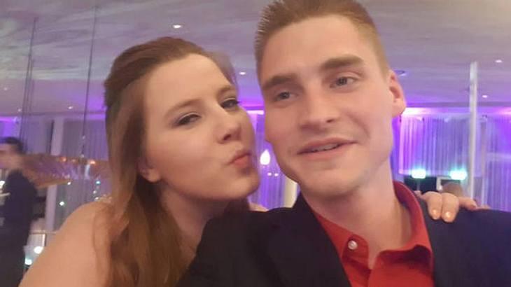 Sarafina Wollny: Süße Überraschung zum Valentinstag
