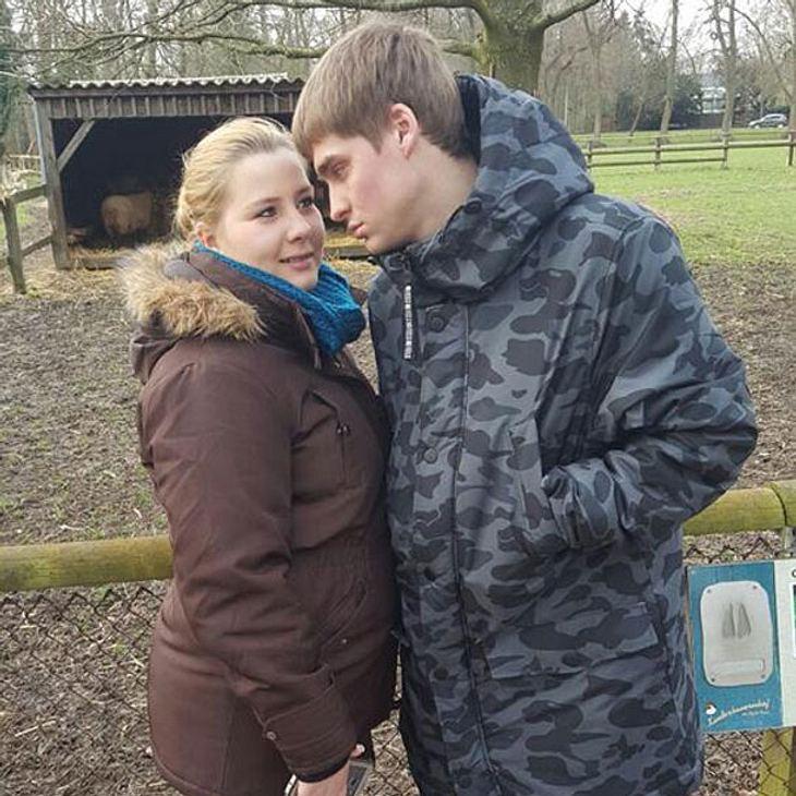 Sarafina Wollny und ihr Peter wollen heiraten