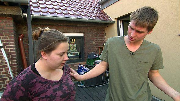 Sarafina Wollny und Peter - Foto: RTLzwei
