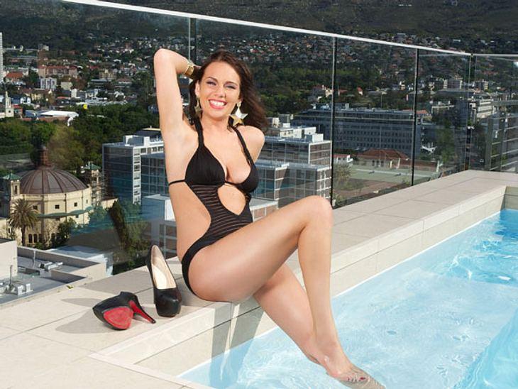 """""""Bachelor 2013"""": Bikini-Rätsel der Kandidatinnen - Wer ist das Playmate?Ist Sarah eins der Playmates?"""