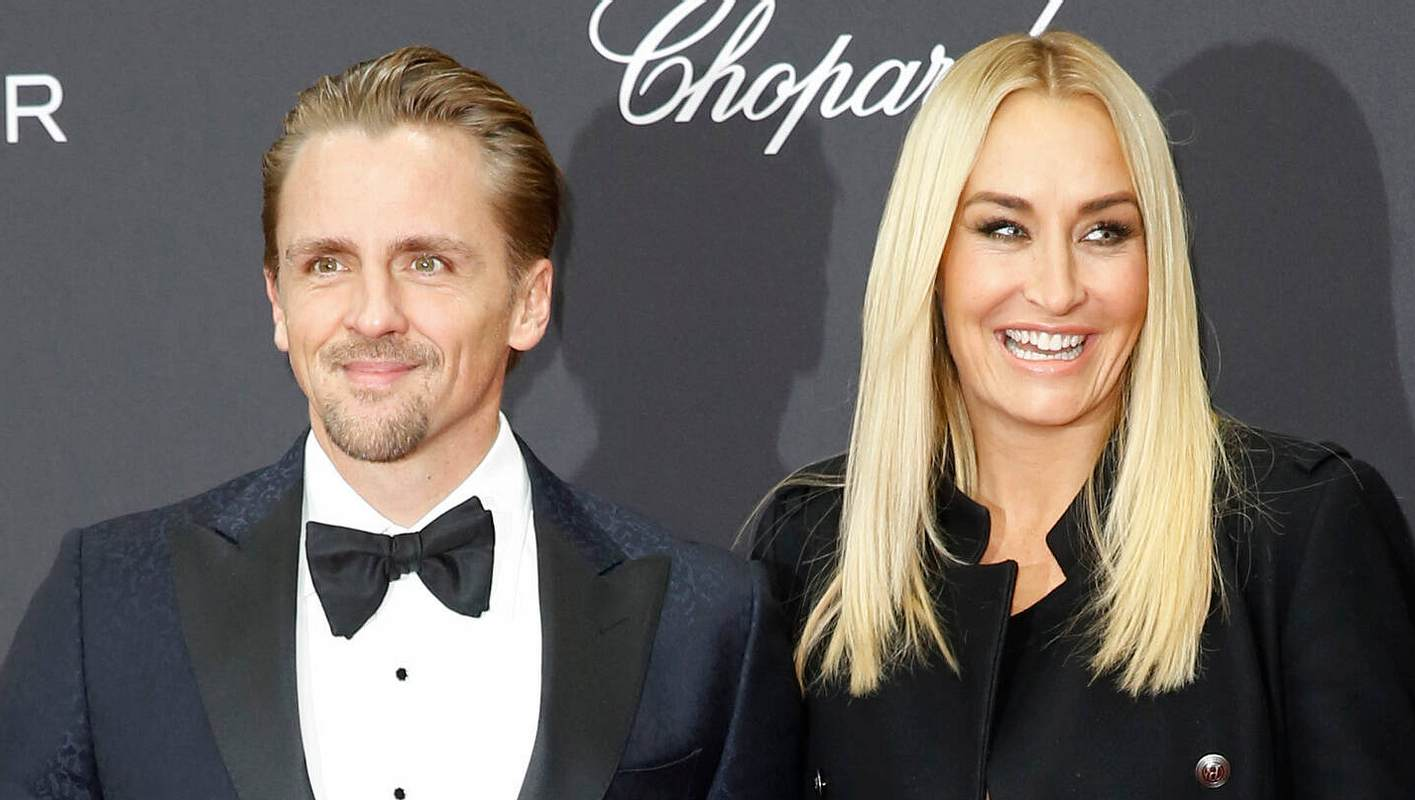 Sarah Connor und ihr Mann Florian Fischer