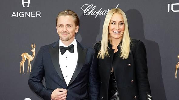 Sarah Connor und ihr Mann Florian Fischer - Foto: IMAGO / Eventpress